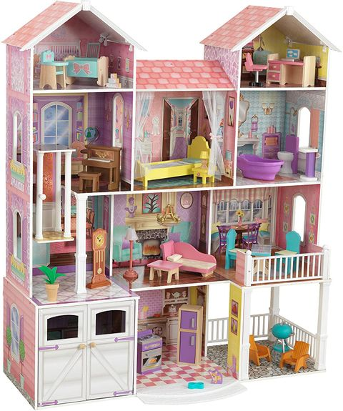 BOXED COUNTRY ESTATE DOLL HOUSE