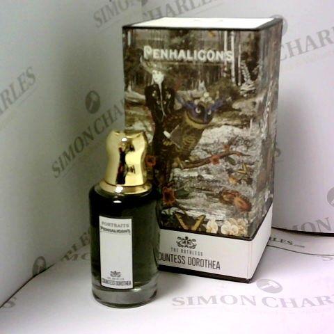 BOXED PENHALIGONS THE RUTHLESS COUNTESS DOROTHEA EAU DE PARFUM 75ML