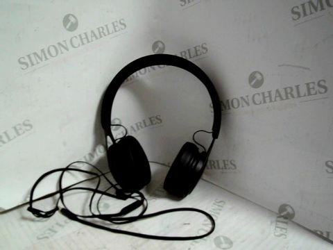 BEATS BLACK HEADPHONES