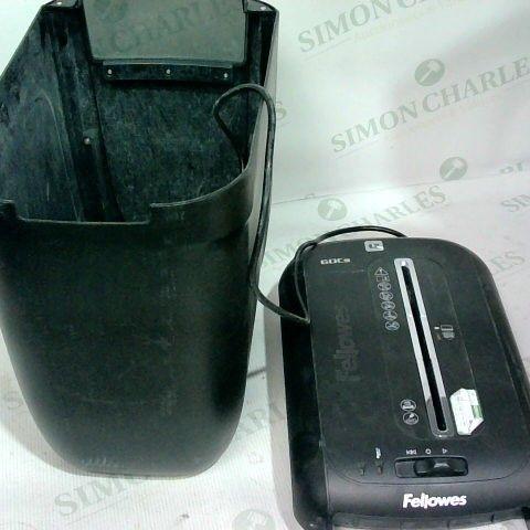 FELLOWES PAPER SHREDDER - POWER SHRED 79CI
