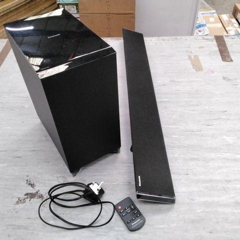 PANASONIC SU-ALL70T SOUNDBAR ( BOX OF 2)