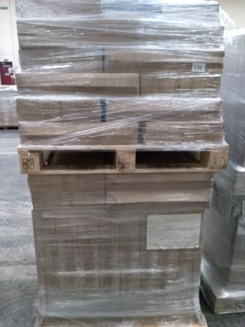 TWO PALLETS OF APPROXIMATELY 62 CASES EACH CONTAINING 8 TASUKE INTEGRATED CABINET LIGHTS