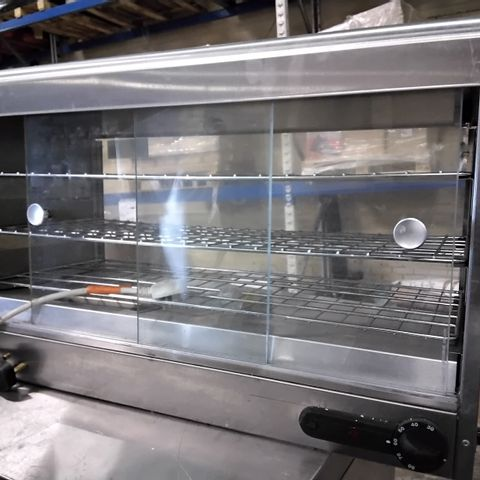 PARRY HEATED COUNTER TOP DISPLAY UNIT CPCORN