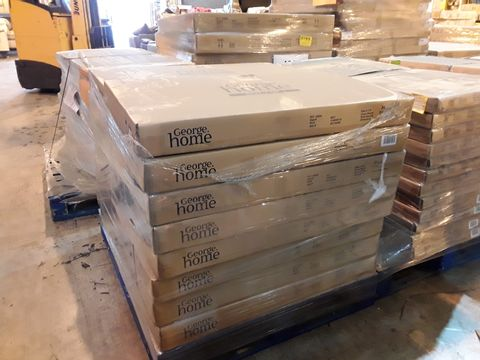 PALLET OF 16 BRAND NEW GEORGE HOME JESSICA CHEST PARTS- BOXES 2 OF 2 ONLY