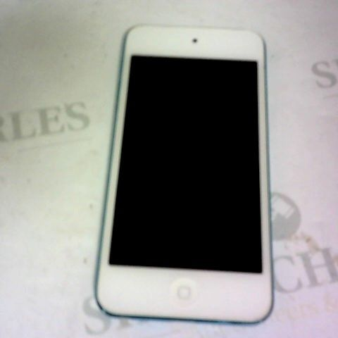 APPLE IPOD TOUCH MODEL A1421 BLUE