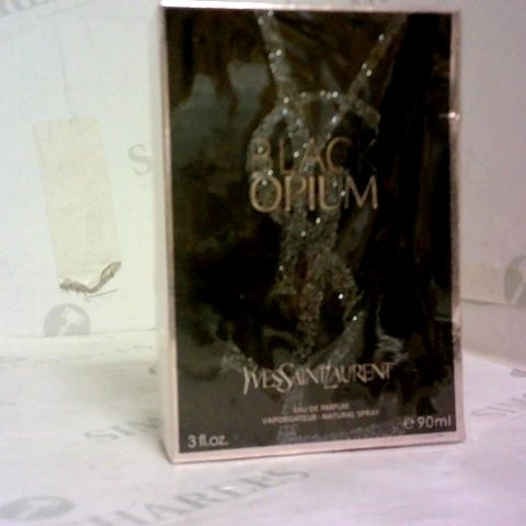 BOXED YVES SAINT LAURENT BLACK OPIUM EAU DE PARFUM 90ML