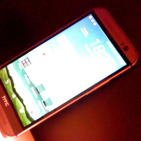 HTC ONE_M8