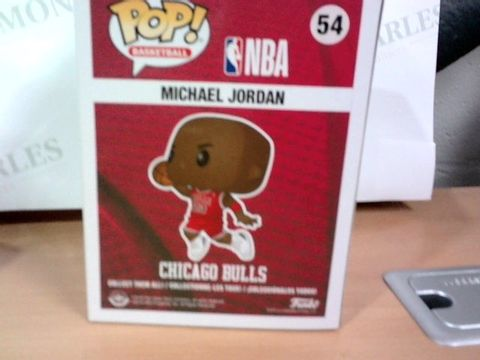 POP! BASKETBALL 54 - MICHAEL JORDAN VINYL FIGURE