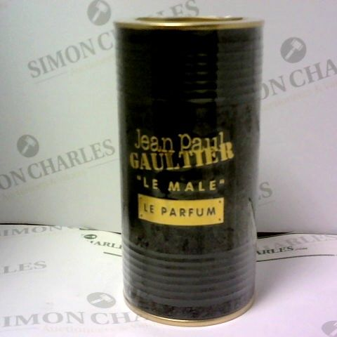 """BOXED JEAN PAUL GAULTIER """"LE MALE"""" LE PARFUM EAU DE PARFUM INTENSE 125ML"""
