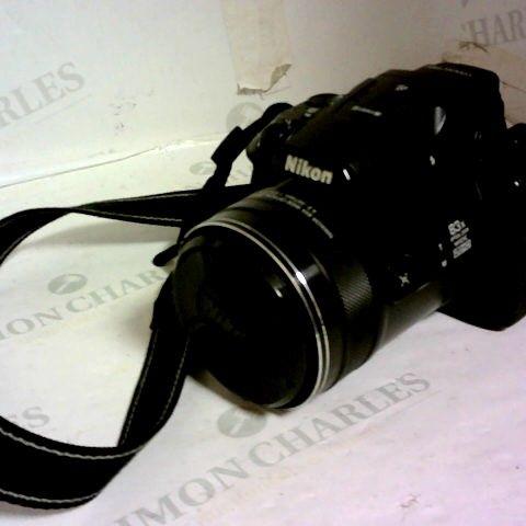 NIKON COOLPIX P900 DIGITAL BRIDGE CAMERA