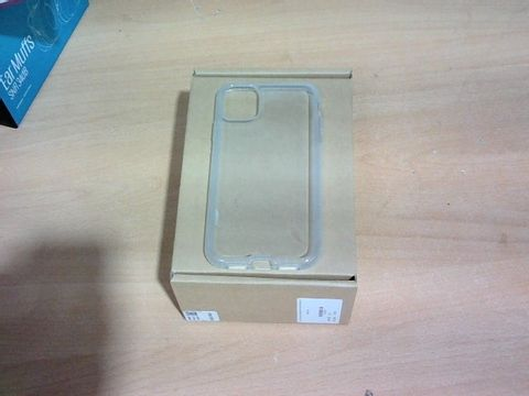 BOXED TECH21 CLEAR CASE FOR IPHONE 11