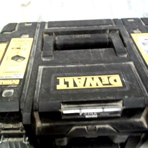 DEWALT DCK266P2T-GB XR COMBI DRILL AND IMPACT DRIVER BRUSHLESS KIT IN TSTAK BOX