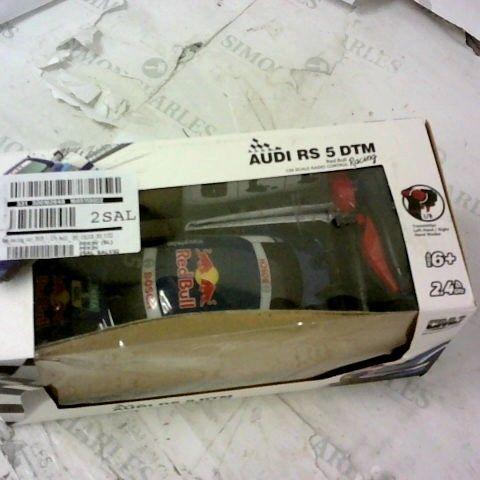 AUDI 1:24 AUDI RS 5 DTM REMOTE CONTROLLED RACING CAR