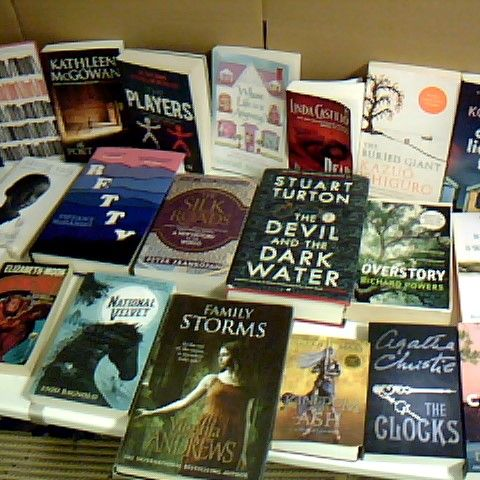 ASSORTMENT OF 19 NON FICTION BOOKS TO ALSO INCLUDE A BOOK CLUB JOURNAL