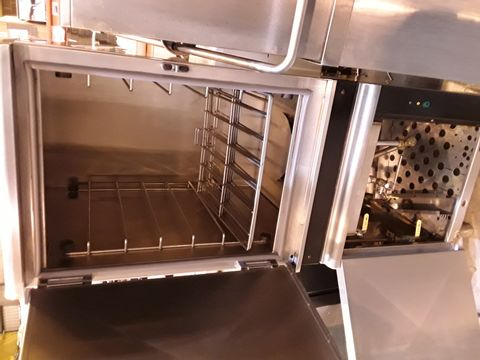 MANITOWOC 600mm ELECTRIC STEAM OVEN MLE60S-G-D2S
