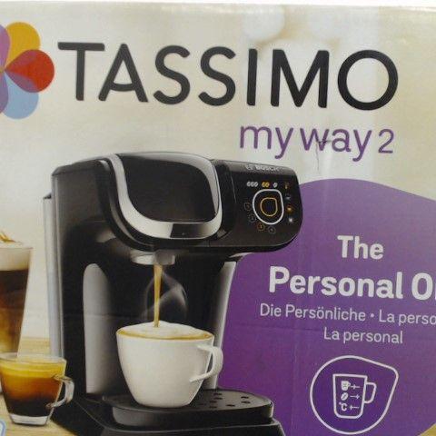 BOSCH TASSIMO MY WAY 2