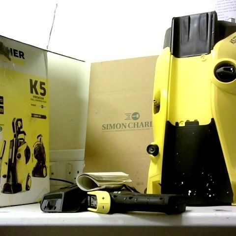 KÄRCHER K5 PREMIUM FULL CONTROL PLUS HOME PRESSURE WASHER