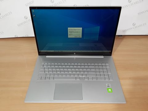 HP INTEL I-7 ENVY LAPTOP IN SILVER - 17OG0002NA