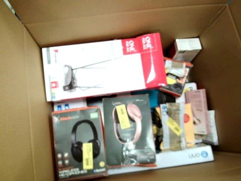 LOT OF APPROXIMATELY 30 ASSORTED ELECTRICAL ITEMS