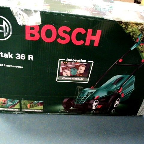BOSCH ROTAK 36 R LAWNMOWER