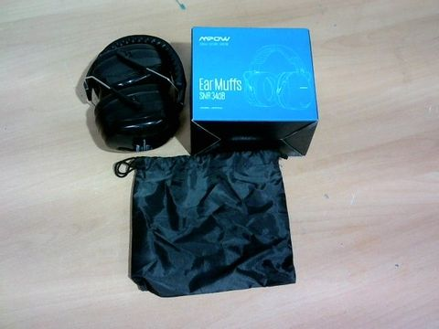BOXED MPOW EARMUFFS SNR34DB