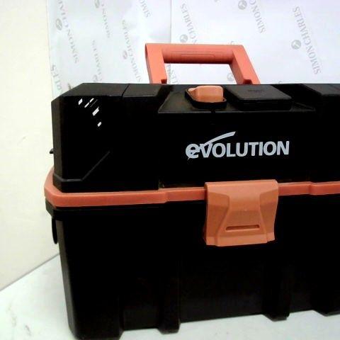 EVOLUTION POWER TOOLS 086-0001 R15VAC WET & DRY VACUUM CLEANER