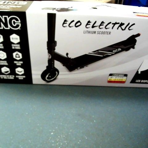 ZINC ECO COMMUTER ELECTRIC SCOOTER- COLLECTION ONLY