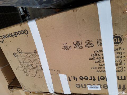 BOXED GOODHOME FREESTONE FREE 4.1 GAS BBQ