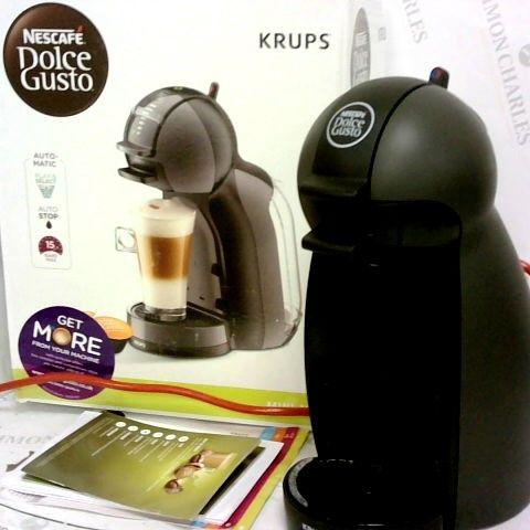 NESCAFE DOLCE GUSTO KRUPS MINI ME COFFEE MACHINE