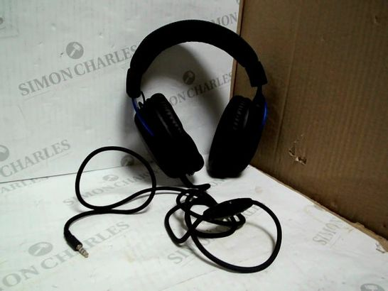 HYPERX HX-HSCLS-BL CLOUD GAMING HEADSET FOR PS5/PS4