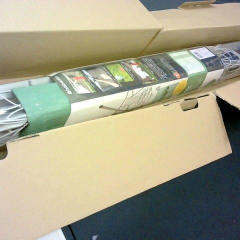 BOXED GRADE 1 BRABANTIA LIFT-O-MATIC ROTARY DRYER (1 BOX)- COLLECTION ONLY