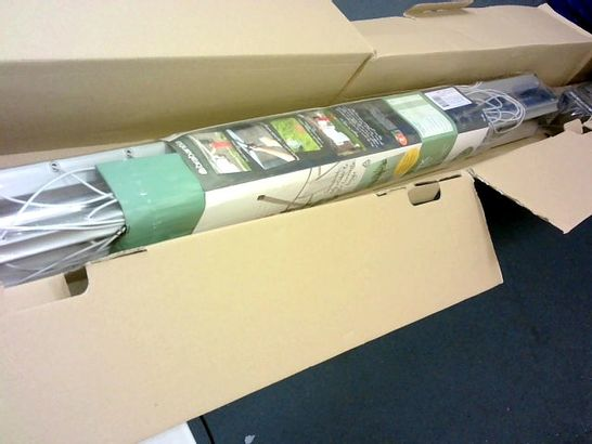 BOXED GRADE 1 BRABANTIA LIFT-O-MATIC ROTARY DRYER (1 BOX)- COLLECTION ONLY RRP £99.99
