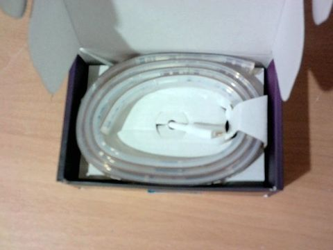 PHILIPS HUE LIGHTSTRIP EXTENSION V4 [1 M] WHITE & COLOUR AMBIANCE SMART LED KIT WITH BLUETOOTH