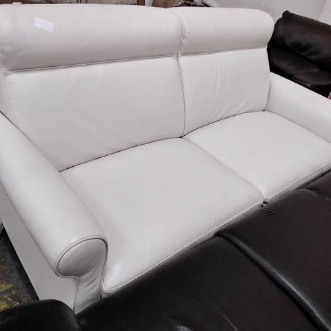 DESIGNER WHITE SEATER SOFA