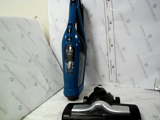 ROWENTA RH6751WH DUAL FORCE 2IN1 - BLACK AND BLUE