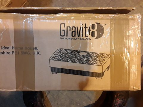 GRAVIT8 VIBRATION PLATE