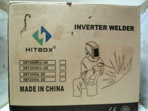 HITBOX INVERTED WELDER HBT2000PRO--DD