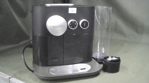 KRUPS NESPRESSO EXPERT COFFEE MACHINE