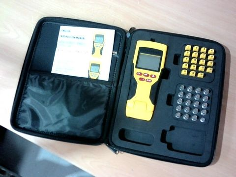 CABLE TESTER REMOTES TEST CONTINUITY SET