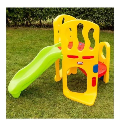 LITTLE TIKES HIDE AND SLIDE CLIMBER- COLLECTION ONLY