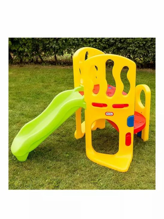 LITTLE TIKES HIDE AND SLIDE CLIMBER- COLLECTION ONLY RRP £139.99