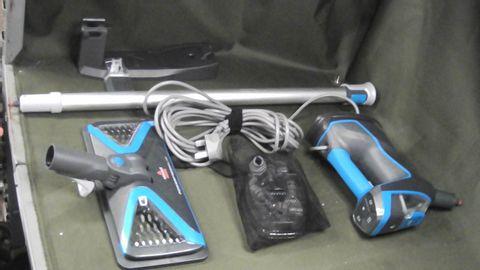 BISSELL POWERFRESH SLIM STEAM 3-IN-1 CLEANER, 1500W, TITANIUM/BOSSANOVA BLUE, ONE SIZE