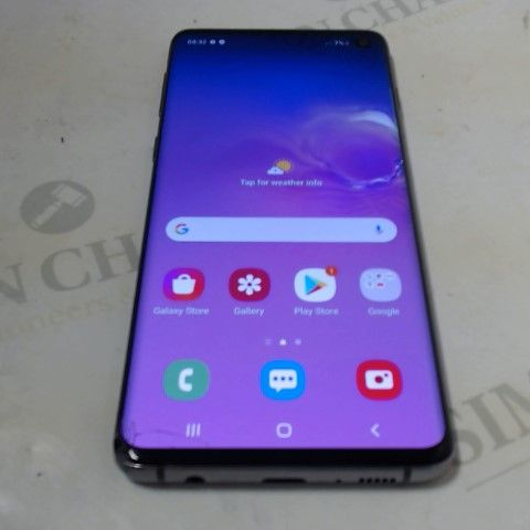 SAMSUNG GALAXY S10 128GB ANDROID SMARPHONE