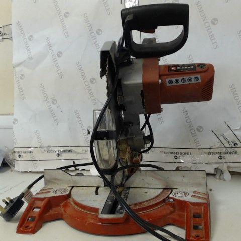 EINHELL CROSSCUT AND MITRE SAW