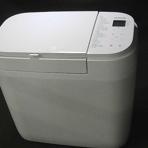 PANASONIC SD-R2530 AUTOMATIC BREAD MACHINE