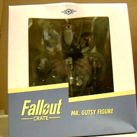 FALLOUT CRATE MR GUTSY FIGURE