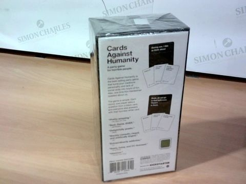 CARDS AGAINST HUMANITY PARTY CARD GAME  18+