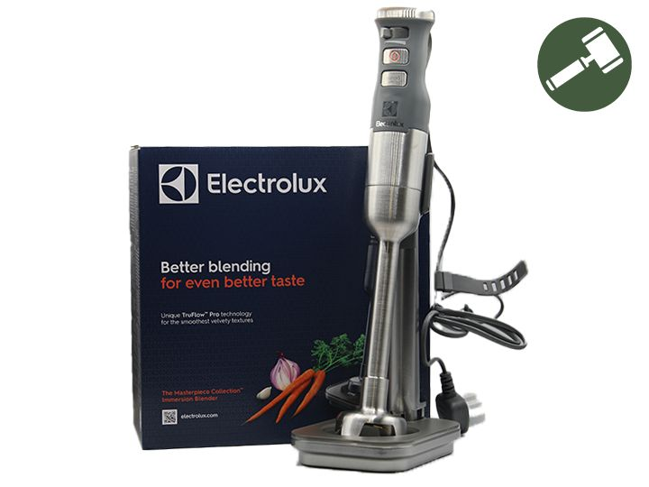 BRAND NEW BOXED ELECTROLUX ESTM9500 MASTERPIECE COLLECTION HAND BLENDER