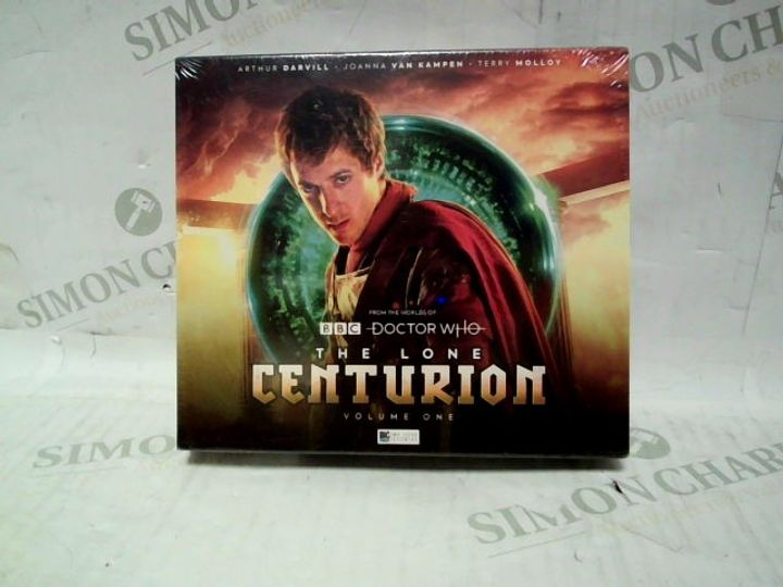 DR WHO THE LONE CENTURION AUDIO PLAY