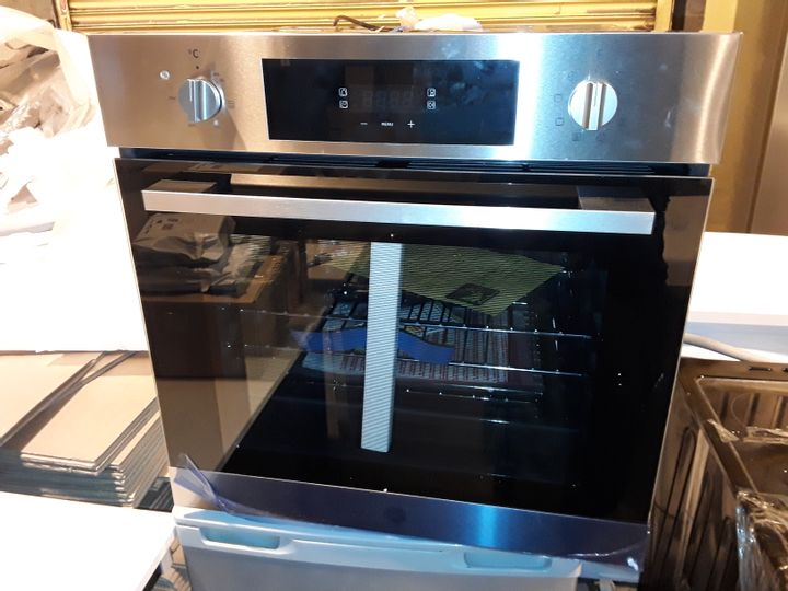 HOOVER H-OVEN HOC3BF3058IN 60CM HYDRO EASY CLEAN OVEN - BLACK